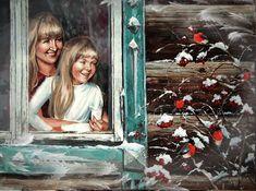 Прилетели снегири - Поздравительные открытки на все случаи жизни! - Bagima