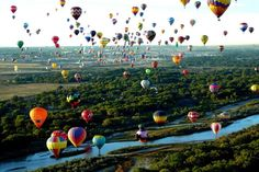 2012 Albuquerque Balloon Festival
