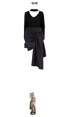 """Untitled #2905"" by mitchelcrandell ❤ liked on Polyvore featuring STELLA McCARTNEY, Gianvito Rossi and Dior Homme"