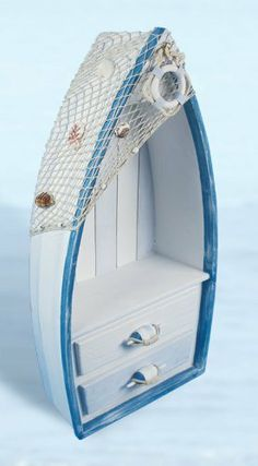 Nautical Distressed Wood Boat Shelf w/ Drawers by HS, http://www.amazon.com/dp/B00820LCJI/ref=cm_sw_r_pi_dp_P12ksb13Y2441