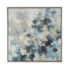 Handmade Abstract Black Blue Gold Oil Painting on Canvas Wall Art Pictures for living Room Home Decor Cheap Paintings, Home Decor Paintings, Original Paintings, Living Room Pictures, Wall Art Pictures, Nordic Art, Art Pages, Modern Wall Art, Oil Painting On Canvas