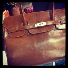 Moroccan Leather handbag
