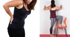 Con estas posturas podrás dominar y aliviar el dolor de ciática más rápido de lo que creías.