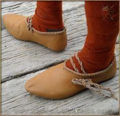 Viking Ankle shoe - Medieval FightClub