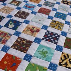I-spy quilt I want to make