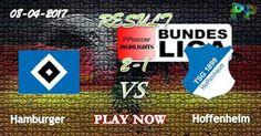 Hamburger SV 2 – 1 Hoffenheim HIGHLIGHTS 08.04.2017 | PPsoccer