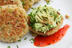 Sparrows & Spatulas: Heidi Swanson's Quinoa Patties