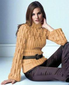 Tricot un pull - La Grenouille Tricote