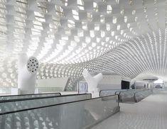 Galería de Aeropuerto Internacional de Shenzhen Bao'an / Studio Fuksas - 34