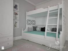 Meble Fiorentino 606 z serii romantycznej dla dziewczynki z łóżkiem pietrowym. - post na forum od Fiorentino.pl