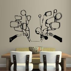 Wall Decal Decor Decals Art Mirror Steering Wheel Bike Motorcycle (M462) DecorWallDecals http://www.amazon.com/dp/B00FZEPS9Y/ref=cm_sw_r_pi_dp_KjYZub0X07TRW