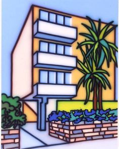 View Urban Apartments By Howard Arkley; synthetic polymer paint on canvas; x cm; Access more artwork lots and estimated & realized auction prices on MutualArt. Magnum Opus, Mondrian, Howard Arkley, Musica Punk, Urban Apartment, Art Folder, Music Artwork, Australian Artists, Urban Landscape