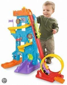 Fisher-Price Little People Wheelies Fun Park