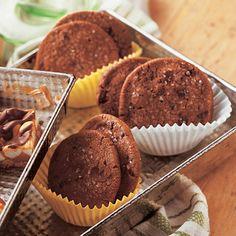 Icebox Cookies on Pinterest   Refrigerator cookies, Icebox cookies and ...