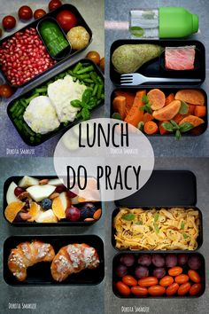 Lunch do pracy cz. Food Plating, Food Porn, Lunch Box, Food And Drink, Health Fitness, Healthy Eating, Low Carb, Healthy Recipes, Meals