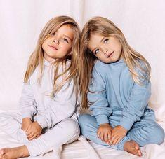 Twin Baby Girls, Cute Baby Girl, Cute Twins, Cute Babies, Cute Little Girls, Little Babies, Tatum And Oakley, Cole And Savannah, Future Mom