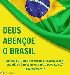 Brasil-2014-Frase-Deus abençoe o Brasil...