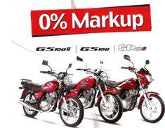 Suzuki Bikes on Installment without Markup Suzuki News, Suzuki Bikes