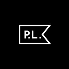 Paul Loebach by Studio Lin. #logo #design #branding