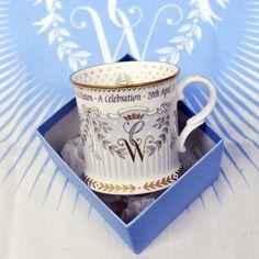 Mug commémoratif du mariage du Prince William et de Kate Middleton