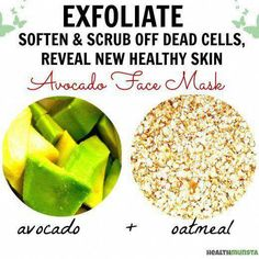 homemade face masks and scrubs #Homemadefacemasks #AvocadoFaceMaskRecipe Easy Homemade Face Masks, Face Scrub Homemade, Homemade Moisturizer, Avocado Health Benefits, Avocado Face Mask, Honey Face Mask, Coconut Oil For Face, Skin Mask, Younger Looking Skin