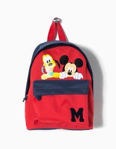 Mochila Mickey Mouse ©disney from Zara on 21 Buttons