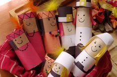 Thanksgiving Crafts for Kids: Play and Learn