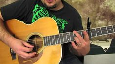 Beatles - Here Comes the Sun - Acoustic Guitar Lessons - George Harrison