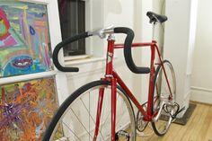 Matt's Track Bicycle : Sizemore Bicycle