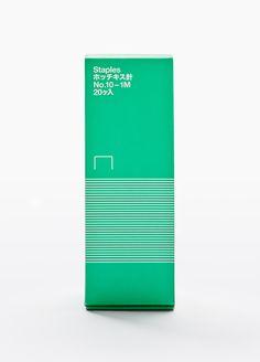 staples / Stockholm Design Lab.
