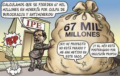 Carlincatura del Lunes 13 de Julio, 2015 | Noticias del Perú | LaRepublica.pe
