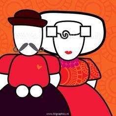 #DressRedDay draag #rood vandaag #red #zeeuwsstel #zeeuws #zeeuwsmissje #zeeuwsmeisje #illigraphics