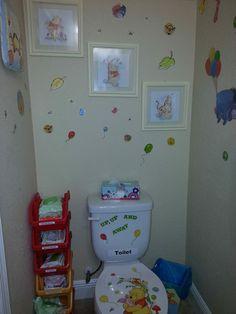 1000 images about preschool bathroom on pinterest for Preschool bathroom ideas
