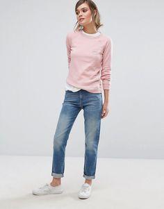 Jack Wills Girlfriend Jeans at asos