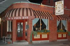 In a Pig's Eye; in Salem, MA.  With a name like that . . . gotta try it!