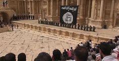 Συριακά στρατεύματα προ της Παλμύρας ~ Geopolitics & Daily News