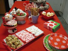 Pin It        For the past few weeks my daughter and I have mulled over the idea of creating a hot chocolate bar for her youth groups' pr...