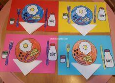 Okul Öncesi Kahvaltı Tabağı Sanat Etkinliği Öğrencilere kahvaltı ve yemek alışkanlığı kazandırmak adına çeşitli etkinlikler yapılabilir. Özellikle kahvaltı alışkanlığınız kazanılması güzel bir olaydır. Yapacağımız yapay kahvaltı etkinliği ile çocuklara kahvaltı kültürünü kazandırabiliriz.