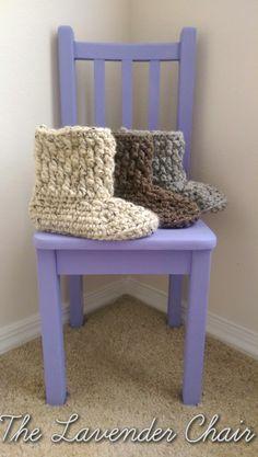 Crochet Slippers - Tutorial ❥ 4U hilariafina http://www.pinterest.com/hilariafina/
