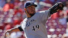 MLB: Yovani Gallardo pacta con los Cerveceros de Milwaukee