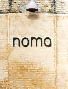 """Noma, Copenhagen, Denmark. """"We, Chefs - beyond cooking"""", text and photos by João Wengorovius"""