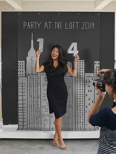 Customizable Photo Backdrops from Minted