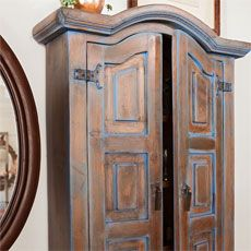 How to create a color wash patina on furniture - This Old House