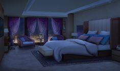 INT. EURO HOTEL ROOM - DARKEST NIGHT