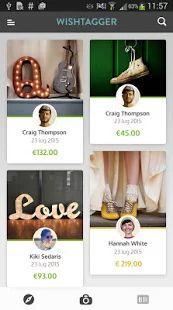 Wishtagger- app x fare e ricevere regali!