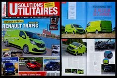 Renault Trafic - Solutions Utilitaires on Behance