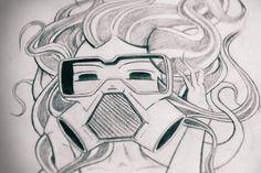 #Iliustration #Drawing #sketch #Ilustración #Creativo #Diseño Toxik2