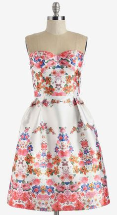 Mirror to My Heart Dress