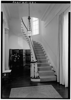 Robert A. Grinnan House. Historic American Buildings Survey Dan Leyrer, Photographer August 1963 ENTRY AND STAIR HALL - Robert A. Grinnan House, 2221 Prytania Street, New Orleans, Orleans Parish, LA HABS LA,36-NEWOR,23-7 - Wikimedia Commons