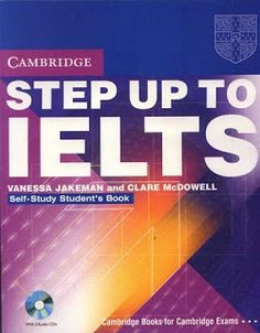 Step up to Ielts PDF books & Audio CD